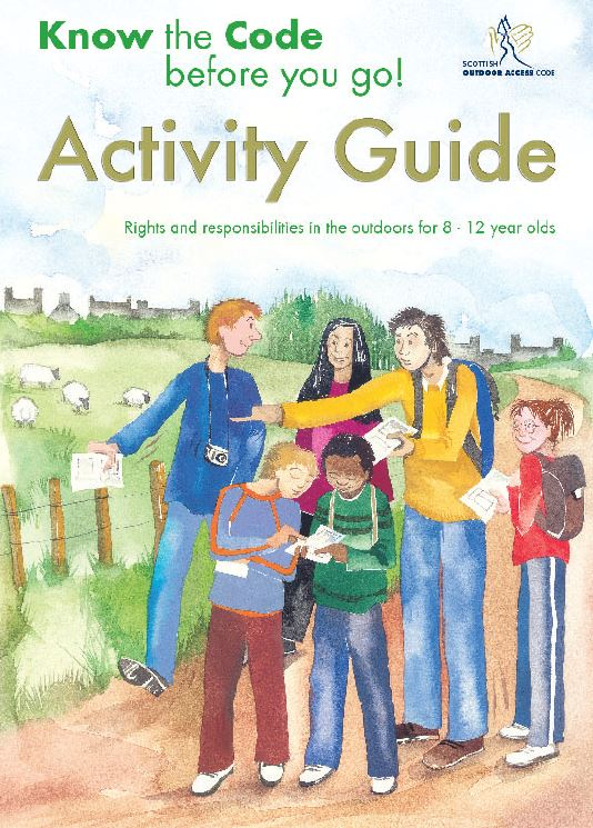 Know the code activity guide front cover