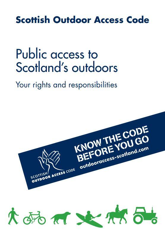 photo regarding Outdoor Code Printable known as Scottish Organic History