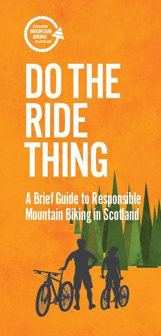 Do the ride thing front cover